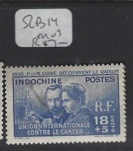 FRENCH INDOCHINA (P0401B)  MARIE CURIE  SC B14   MOG