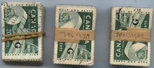 Canada - 1956 20c Paper Industry X 300 used #O45