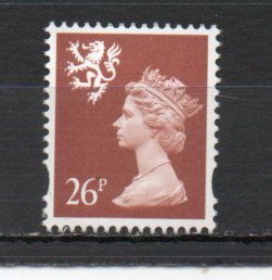 Great Britain - Scotland SMH79 MNH