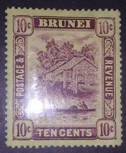 Brunei Scott #28 (1907)