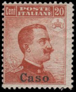 Italy- Aegean Islands- Caso 10 mlh