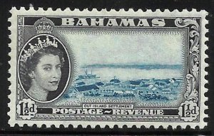 Bahamas 1954 Scott# 160 MNH