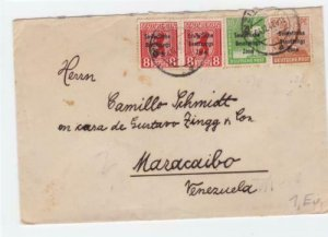 Russian Occupied Germany 1948 to Venezuela stamps cover R20777