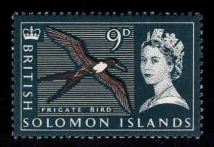 British Solomon Islands Scott 135 MH* stamp
