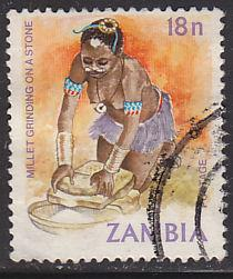 Zambia 245 Hinged Used 1981 Millet Grinding