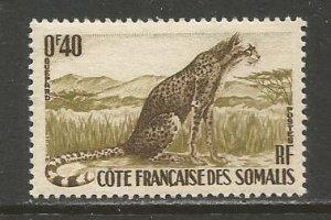 Somali Coast   #272  MNH  (1958)  c.v. $0.70