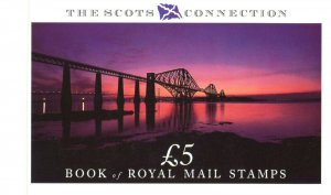 1989 -  GB  - DX10 - THE SCOTS CONNECTION- PRESTIGE BOOK