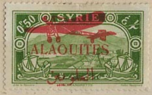 Alaouites C17 m