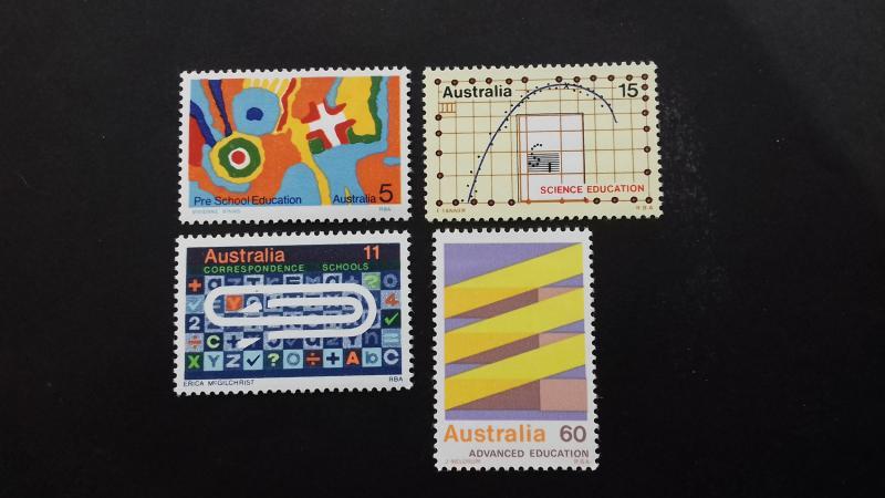 Australia 1974 Education Mint