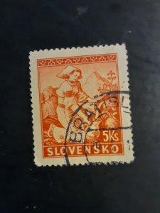 ^Slovakia #42                Used