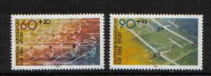 Germany 1981  MNH  sport  rowing  gliding  complete