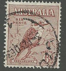 Australia  Scott 139  Used