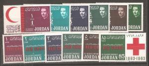 Jordan SC   407-18 Mint Never Hinged