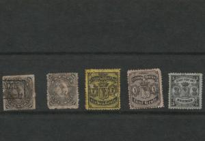 Rare Bremen Germany coat of arms stamp collection *