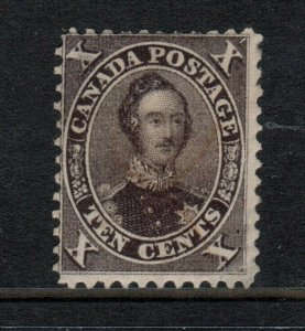 Canada #16 Used But Appears Mint Repaired & Regummed **With Certificate**