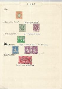 EIRE , IRELAND , IRISH STAMPS , REF 840