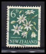 New Zealand Used Very Fine ZA4327
