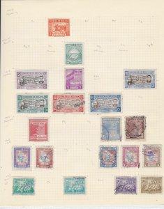 Bolivia Stamps Ref 15037