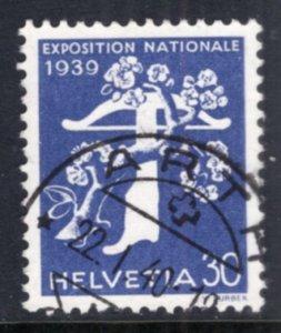 Switzerland 259 Used VF