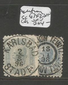 Austria SC 67 X2 SON CDS VFU (9cqm)