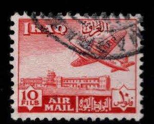 IRAQ Scott C4 Used Airmail stamp