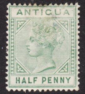 Antigua Scott 12 wtmk CA  F+ mint OG HHR.
