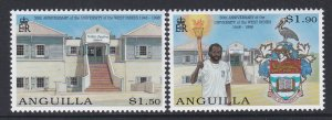 987-88 University of the West Indies MNH