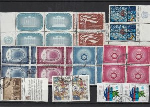 United Nations Stamps Ref 15735