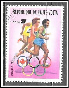 Upper Volta #390 Montreal Olympics CTO