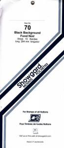 SHOWGARD BLACK MOUNTS 264/70 (10) RETAIL PRICE $16.25