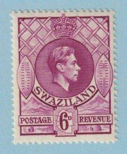 SWAZILAND sg 34c MINT HINGED OG * NO FAULTS VERY FINE!