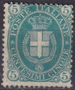 Italy #52  Unused  CV $775.00  (Z7988)