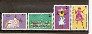 St. Vincent Grenadines 510-513 MNH