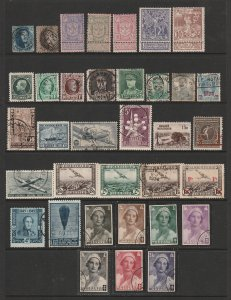 Belgium a small lot of unsorted earlies