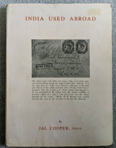 INDIA USED ABROAD Jal Cooper 1950 Nepal Tibet Gulf Straits FPO Covers Postmarks