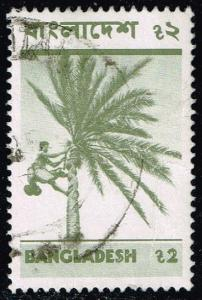 Bangladesh #104 Collecting Date Palm Juice; Used (0.25)