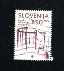Slovenia #163 used 1993-94  PD
