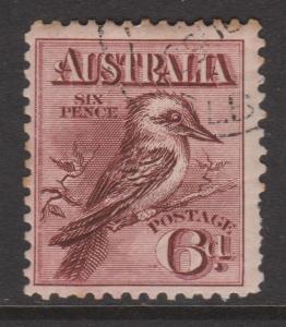 Australia Sc#18 Used