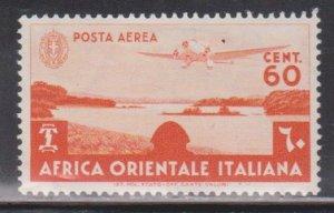 ITALIAN EAST AFRICA Scott # C3 MH