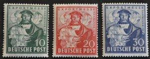 DYNAMITE Stamps: Germany Scott #662-664 – MNH