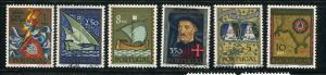 Portugal #860-5 Mint/Used (Box1)