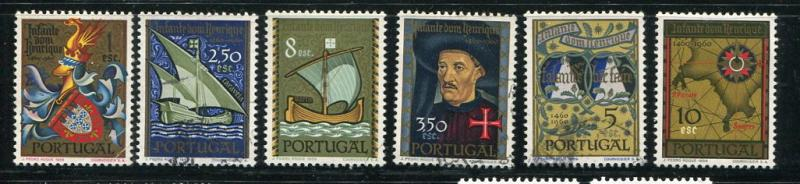 Portugal #860-5 Mint/Used (Box1)