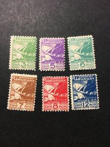 Uruguay sc I1-I6 MH