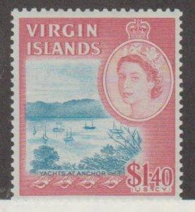 Virgin Islands Scott #157 Stamp - Mint NH Single