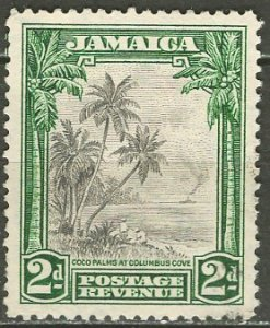 Jamaica; 1932: Sc. # 106: O/Used Single Stamp