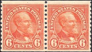 723 Mint,OG,NH... Pair... SCV $32.50