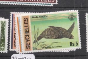 Seychelles Wildlife SC 417-20 MOG (7dhz)