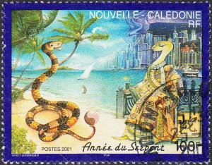 New Caledonia #869 Used