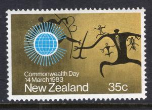 New Zealand 777 MNH VF