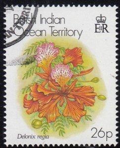 BIOT 2000 used Sc #226 26p Delonix regia Flowers